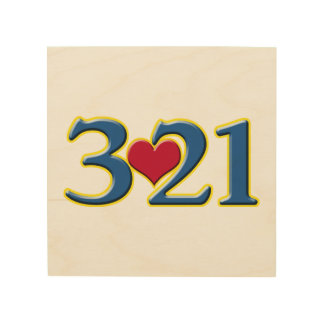 3-21 World Down Syndrome Day Wood Wall Art