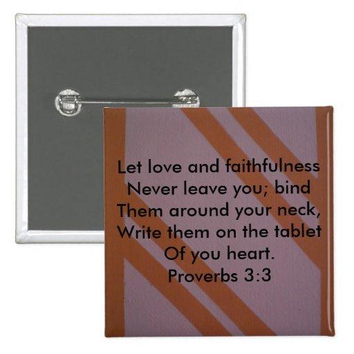 3:3 de los proverbios pins