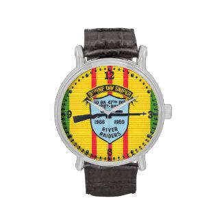 3/47o Inf. 9no Div. Reloj del remiendo VSM del fra