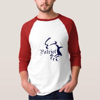 3/4 Raglan Sleeve Patriot T-shirt