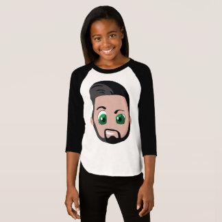 3/4 shirt with Kaan girl