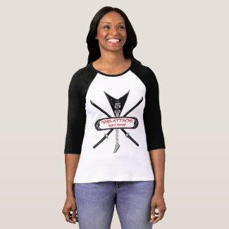 3/4 Sleeve T T-Shirt