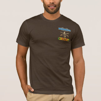 3/4th Cavalry M113 CIB Grunt Shirt