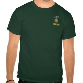 3/4th Cavalry M551 Sheridan Driver Shirt shirt