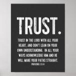 3:5 de los proverbios del verso de la biblia - 6,