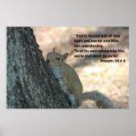 3:5 de los proverbios y poster de 6 escrituras