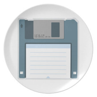 3.5 Floppy Disk Plate (front of disk)