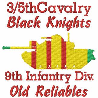 3/5th Cav. 9th Inf. Div. M48A3 Patton Shirt Polo Shirt