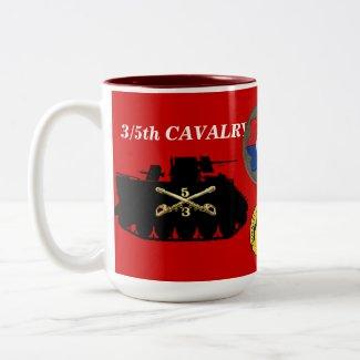 3/5th Cavalry M113 ACAV Track Mug mug