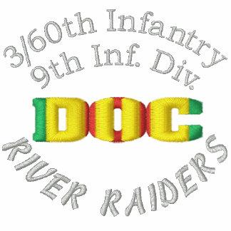 3/60th Inf. Vietnam DOC Combat Medic CMB Polo