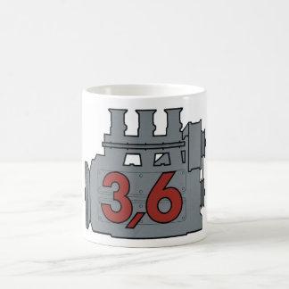 3,6 engine coffee mug
