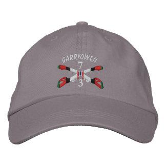 3-7th Cavalry Afghanistan Crossed Sabers Hat