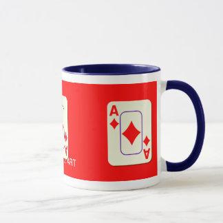 3 Aces Custom Coffee Mug