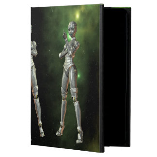 3 aikobots & stars powis iPad air 2 case