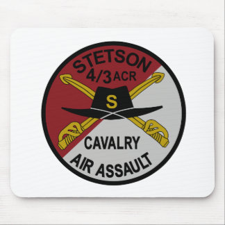 3 Air Cavalry Regiment Mouse Pad
