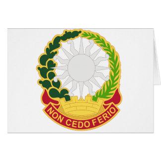 3 Air Defense Artillery Regiment Card
