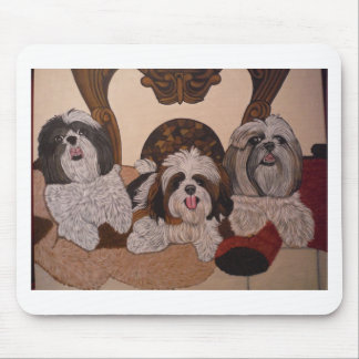 3 Amigos Mouse Pad