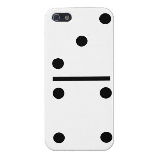3 and 4 Dominos Design case Case Savvy iPhone 5