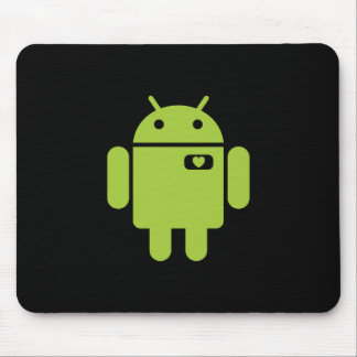 <3 Android Mouse Pad