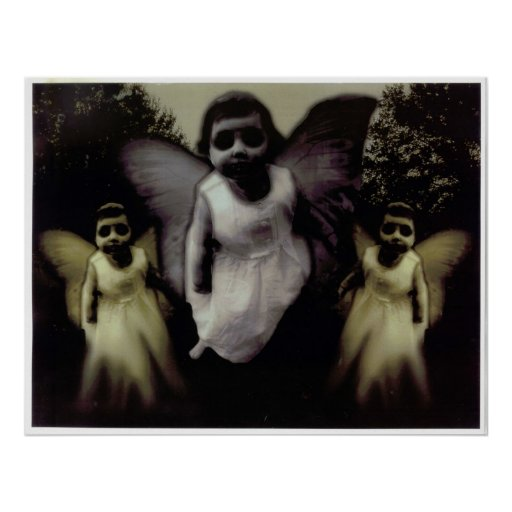 3 Angels [larger run] Poster