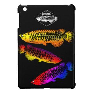3 Arowanas Art iPad Mini Cover