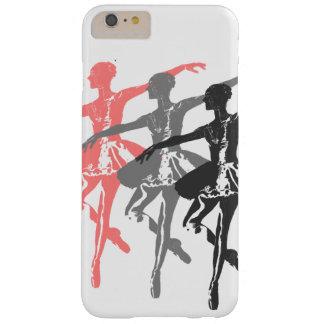 3 bailarinas funda de iPhone 6 plus barely there