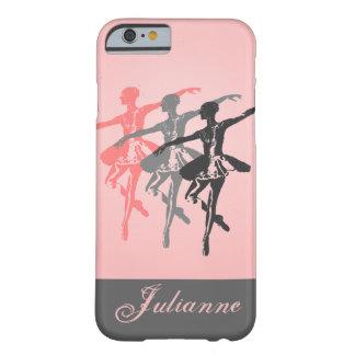 3 bailarinas funda para iPhone 6 barely there