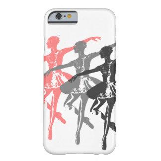3 bailarinas funda de iPhone 6 barely there