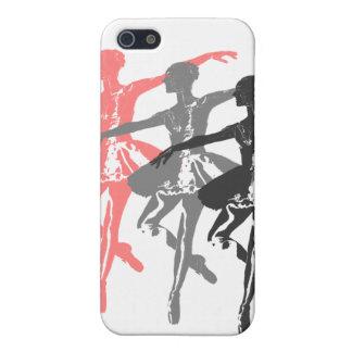 3 bailarinas iPhone 5 funda