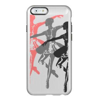 3 bailarinas funda para iPhone 6 plus incipio feather shine