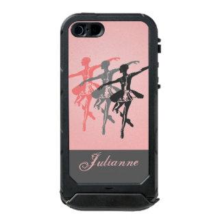 3 bailarinas funda para iPhone 5 incipio ATLAS ID