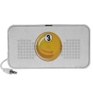 3 Ball iPhone Speakers