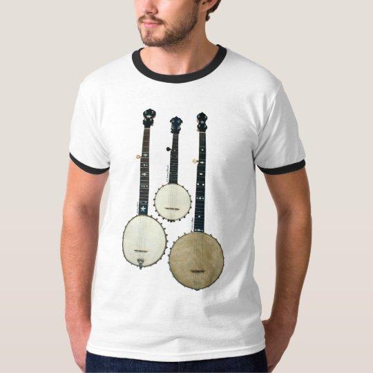 3 Banjos Men's Ringer T-Shirt