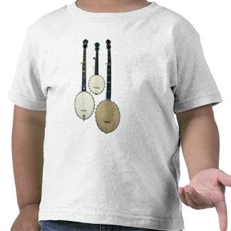 3 Banjos Toddler light short sleeve T-Shirt
