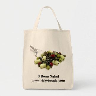 3 Bean Salad Tote Bag
