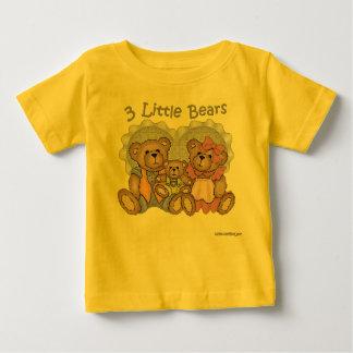 3 bEArS Baby T-Shirt