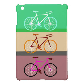 3 Bicycles iPad Mini Covers