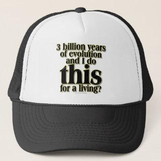 3 Billion Years Trucker Hat