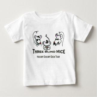 3 Blind Mice Baby T-Shirt