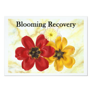 3 Blooming Recovery Card