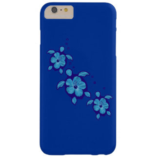 3 Blue Honu Turtles Barely There iPhone 6 Plus Case