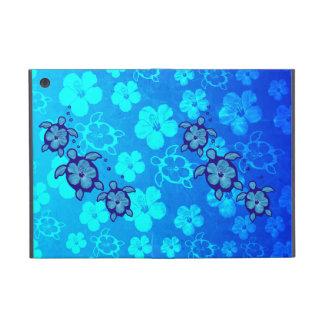 3 Blue Honu Turtles iPad Mini Cover