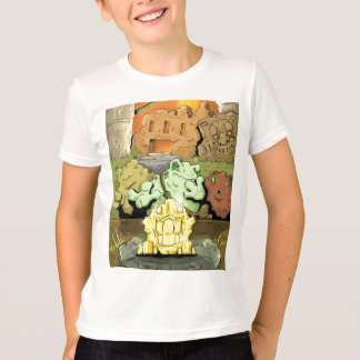 3 brothers frog cover T-Shirt