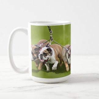 3 Bulldogs Mug