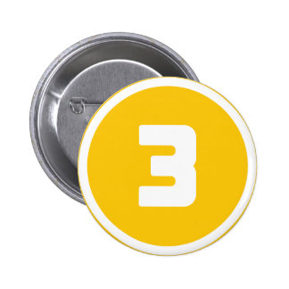 ## 3 ## PINBACK BUTTONS