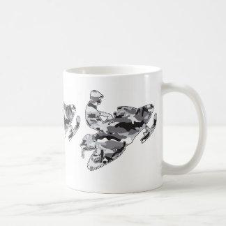 3-Camo-Grey-Sledder Mugs