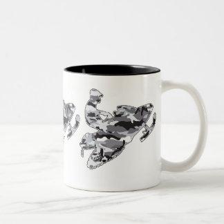 3-Camo-Grey-Sledder Mug
