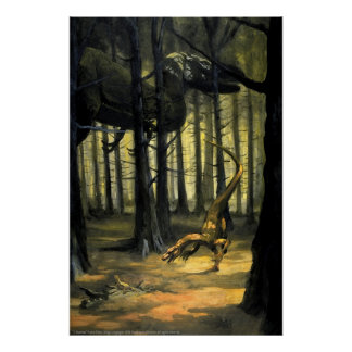 3 cazadores póster