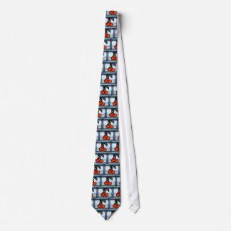 3 cerezas corbatas