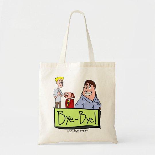 3 Characters - Bye-Bye! Tote Bag